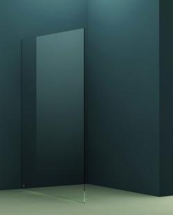 Abacus Vessini X Series 1190mm Wetroom Glass Panel VEGX-00-1060