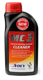 Adey MC3 Central Heating System Cleaner