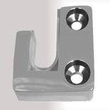 Vessini Glass Floor Fixing Clip (VEGC-05-0510)