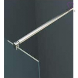 Vessini X Series Glass/Wall Support Arm 1200mm (VEGX-85-0325)
