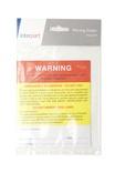 Interpart Warning Sticker - Immediatley Dangerous (INP0308)