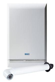 Baxi Platinum ERP 24kW Combi Boiler Pack (Horizontal Flue)