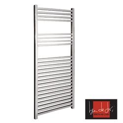 Ben De Lisi Aquila 1200 x 500 Designer Towel Rail Stainless Steel