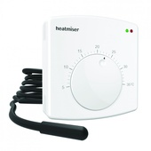 Heatmiser DS1-E electrical floor heating thermostat