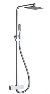 Francis Pegler Extreme Thermostatic Shower Set 44444