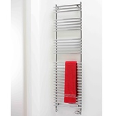 Ultraheat Windsor 798x500 Towel Rail White (WIN5W8)