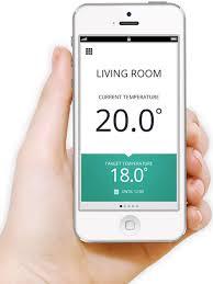 evohome smartphone app