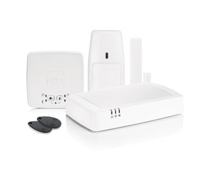 Connected Wireless Home Alarm Kit with GPRS